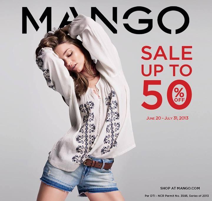 Mango touch spring / summer accessories