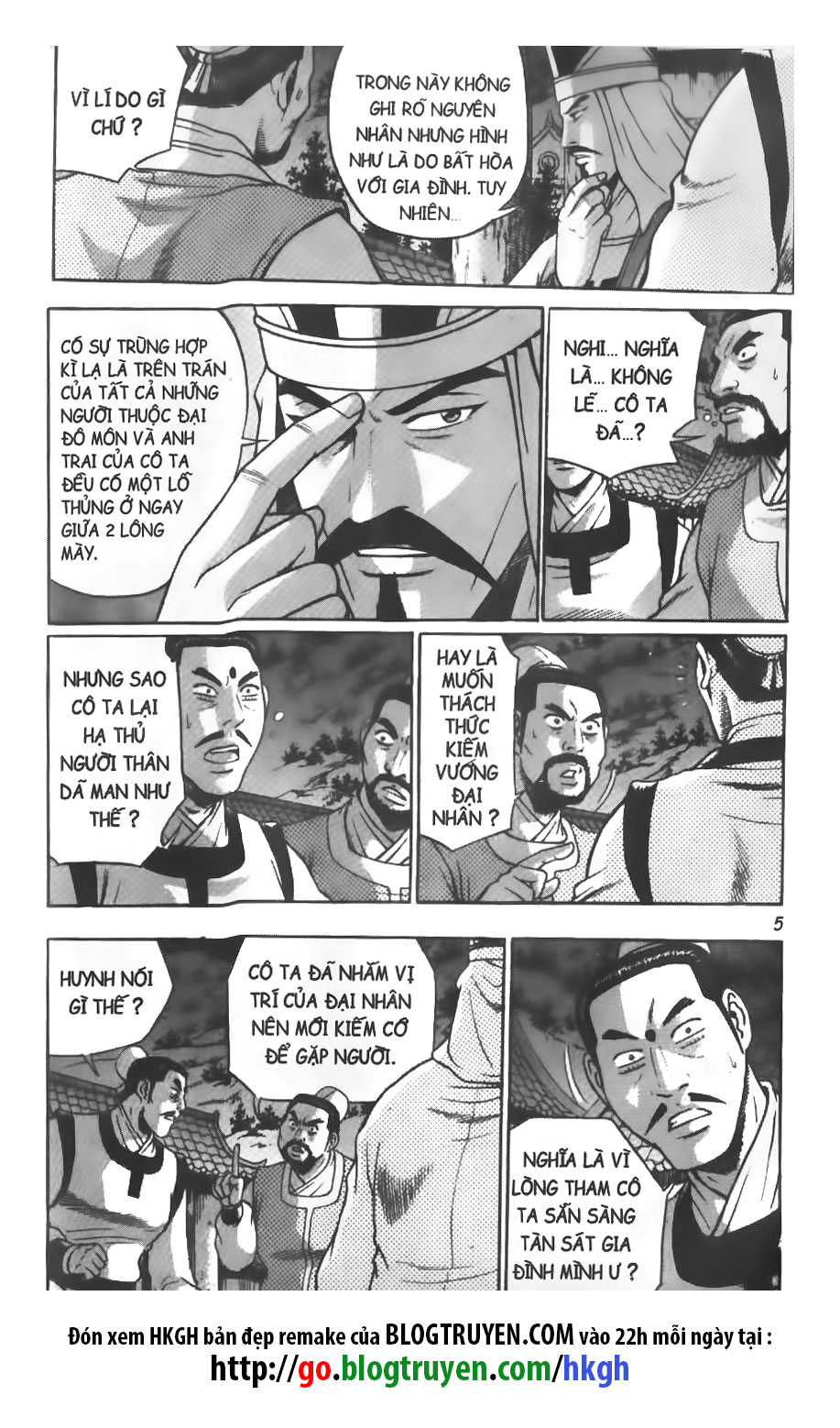 Hiệp Khách Giang Hồ chap 279 Trang 6 - Mangak.info