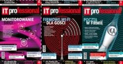 Archiwalny numer miesięcznika IT Professional za darmo
