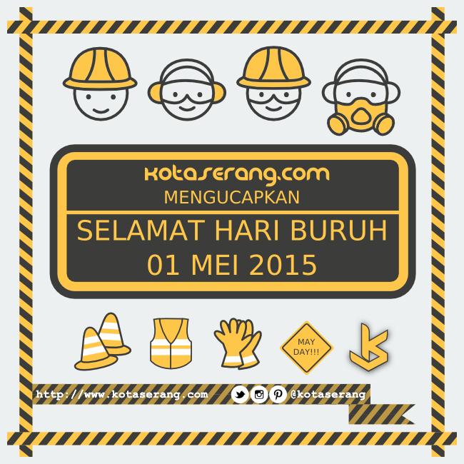 Gambar Vector - Gambar Peringatan Hari Buruh Nasional 01 Mei 2015