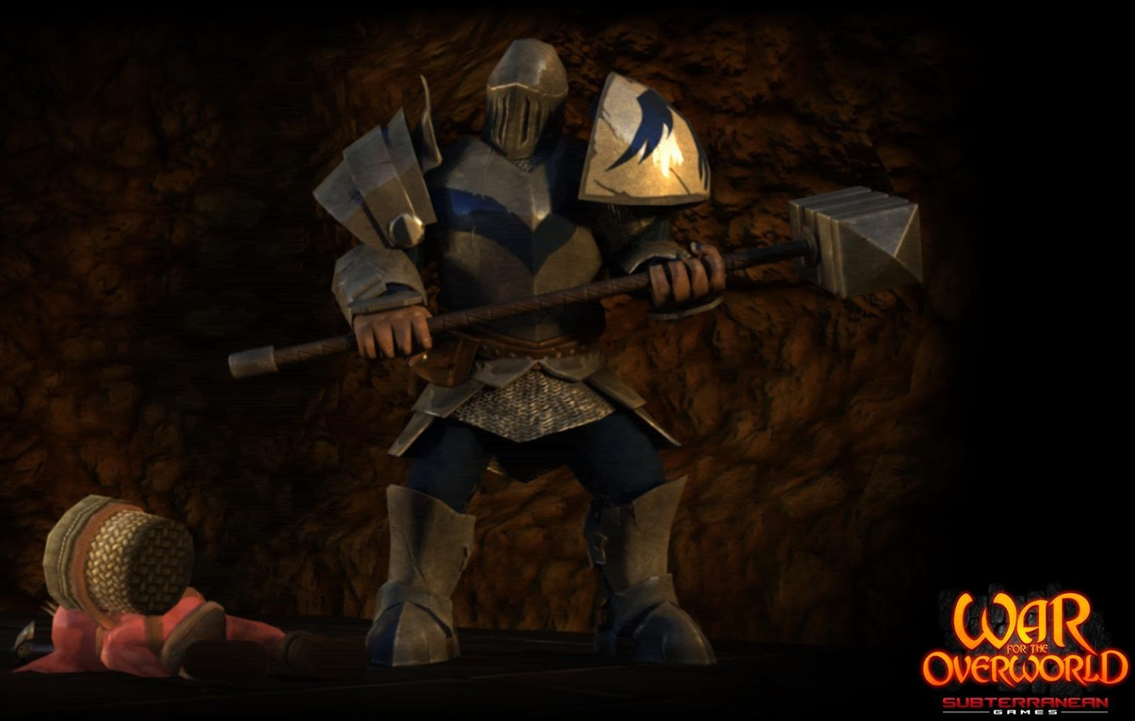 Dungeon Keeper and StarCraft Inspired Game 'War for the ...