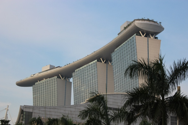 Marina Bay Sands Singapore - magsbeadscreation.com
