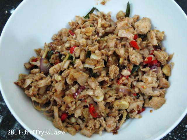Resep Cireng Isi Tuna Pedas Just Try Taste