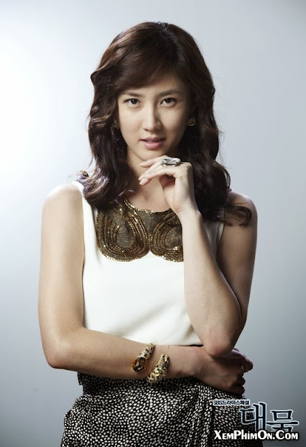 Nữ Tổng Thống Hàn Quốc