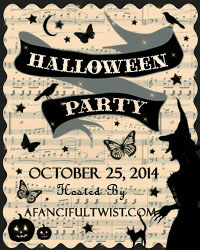Halloween Blog Party Hosted by A Fanciful Twist
