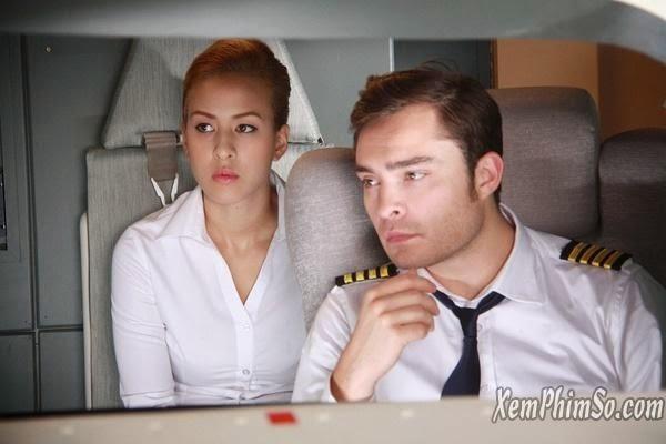 Chuyến Bay Cuối Cùng heyphim Ed Westwick in movie Last Flight 2014