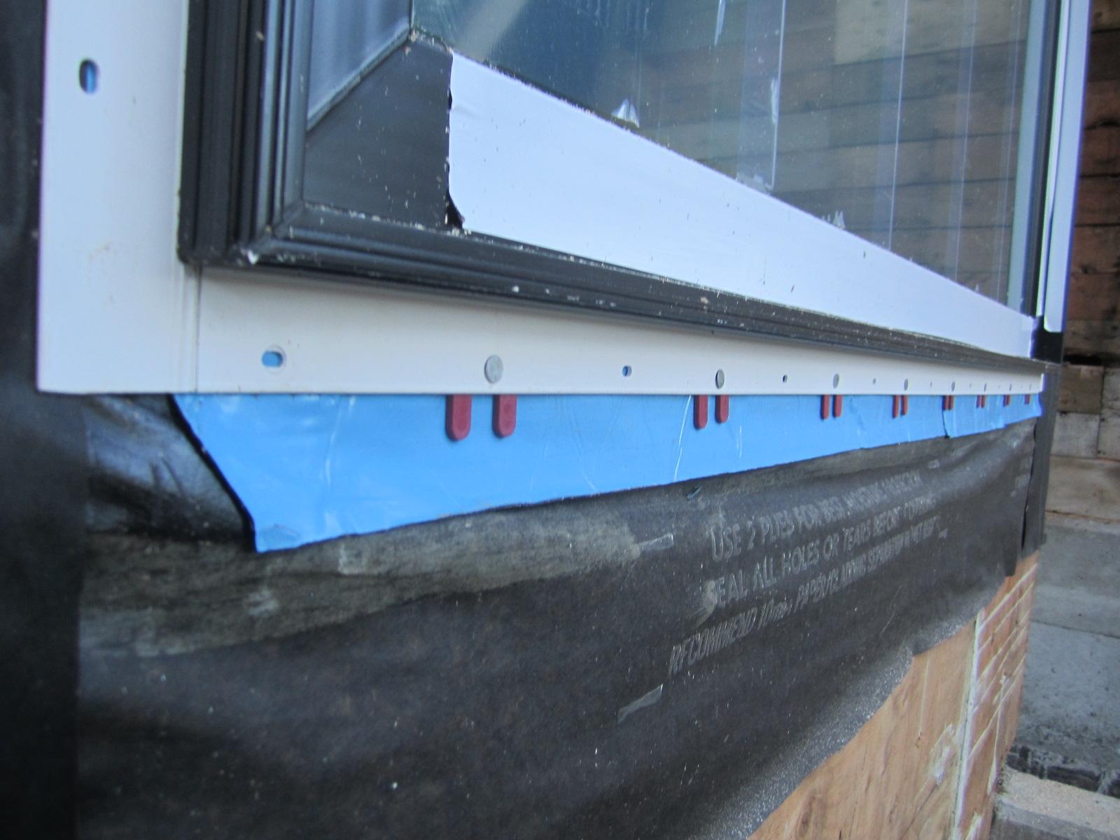 Ronse massey developments seven steps to install vinyl for Installing vinyl windows