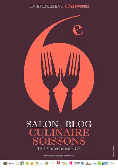 Salon du blog culinaire édition 6