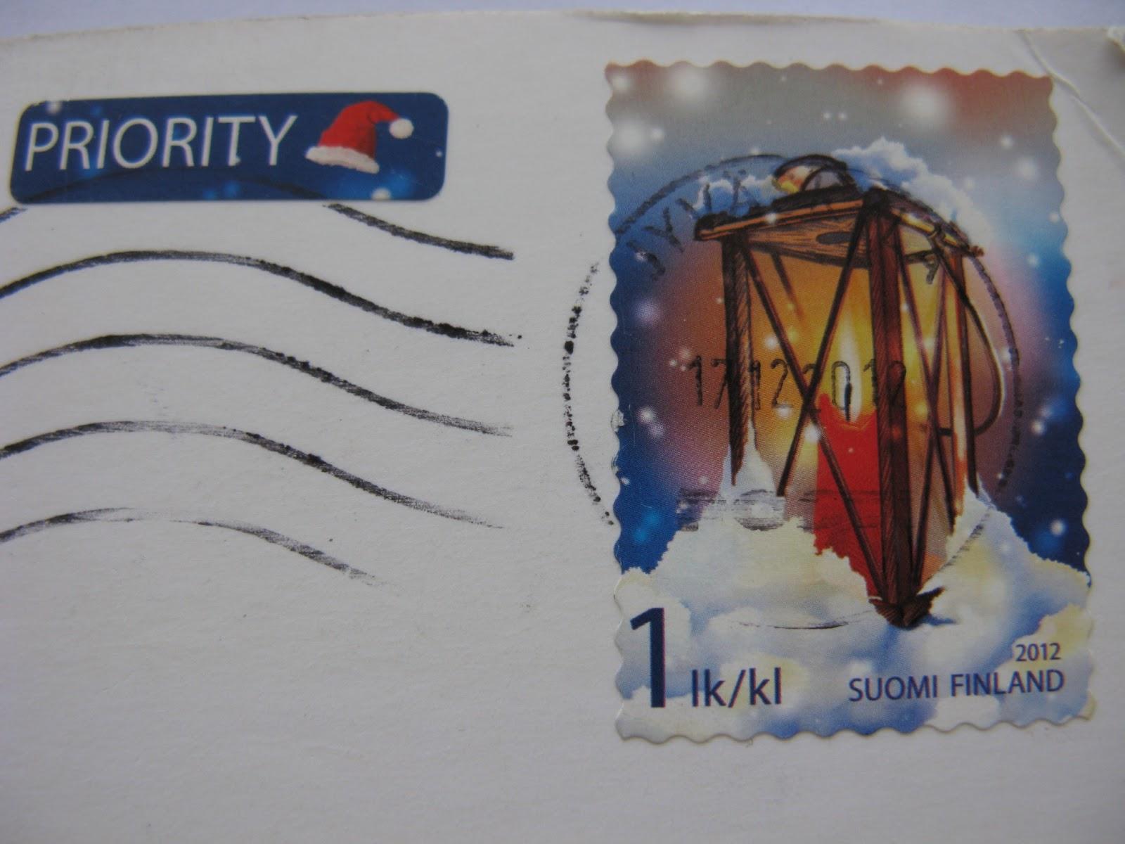 Открытка - Почта России 15