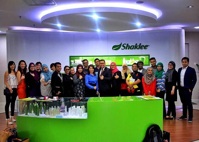 Shaklee Youth Entrepreneur System