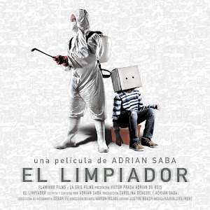Esta semana en OBSERVANDO CINE: La Pelcula EL LIMPIADOR de Adrin Saba