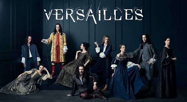 Los Lunes Seriéfilos Versailles Portada