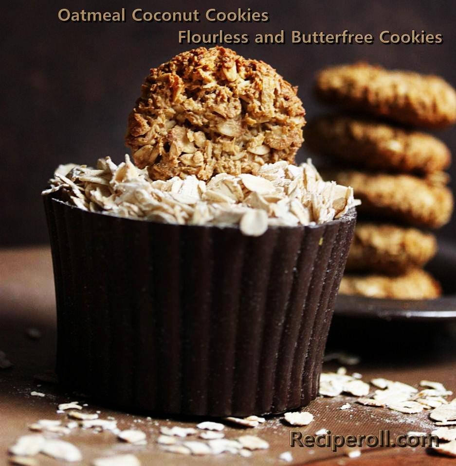Leahs Crispy And Chewy Coconut Oatmeal Cookies Recipe 2015 | Personal ...