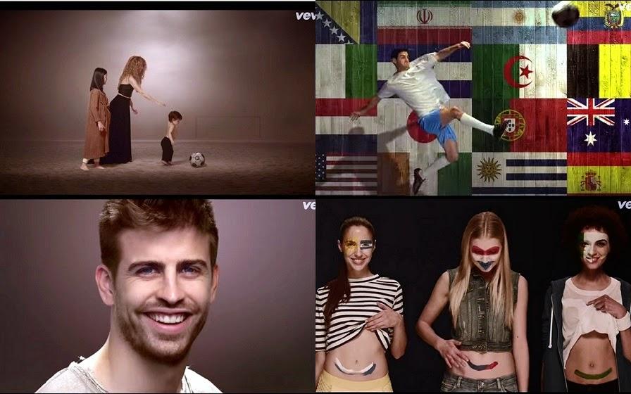 Shakira La La La
