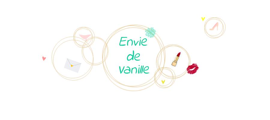 Envie de Vanille
