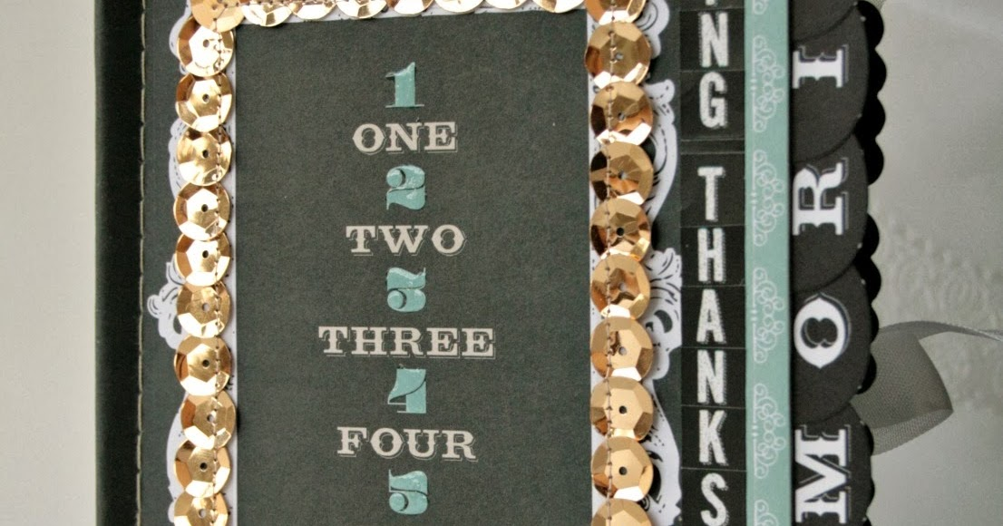 "Stitched journal book ""Giving Thanks"" using Memorabilia by Cheri Piles"
