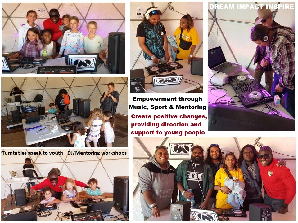 Music,Sports & Mentoring to empower Youth