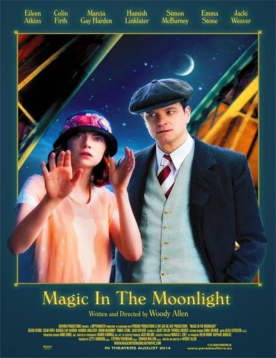 Ver Magia a la luz de la luna (Magic in the Moonlight) (2014) Online