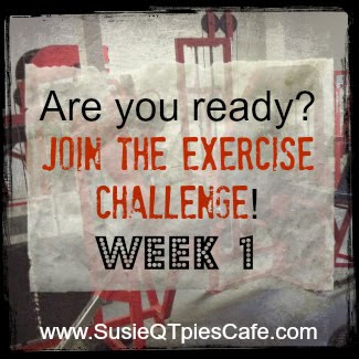 Weekly Exercise Challenges