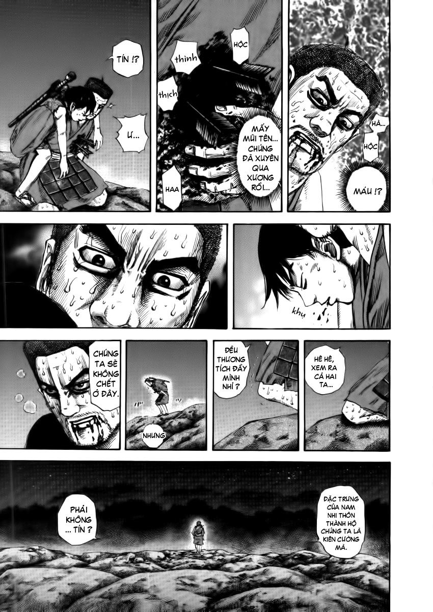Kingdom - Vương Giả Thiên Hạ Chapter 148 page 10 - IZTruyenTranh.com