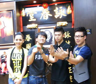 Astro TV Program Hua Hee Dai 歡喜臺 2011