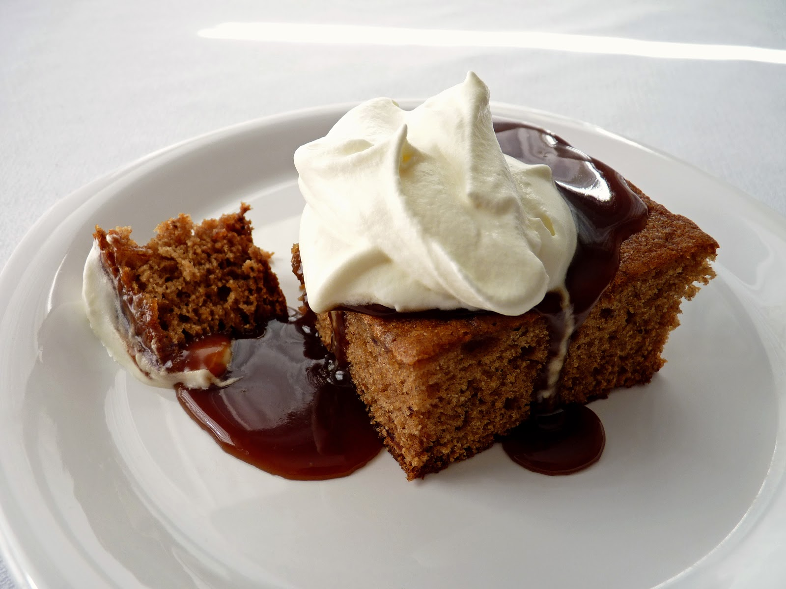 pastry studio: Sticky Toffee Pudding