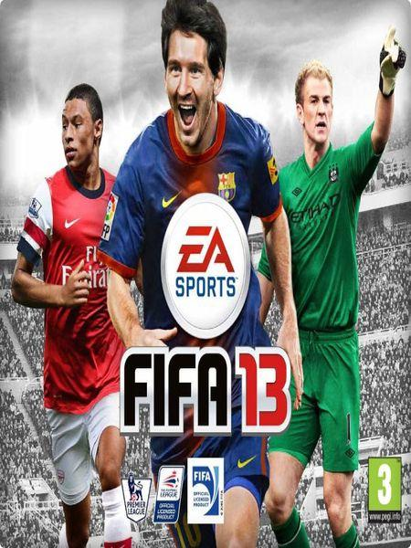 Game Fifa 2013 Mien Phi