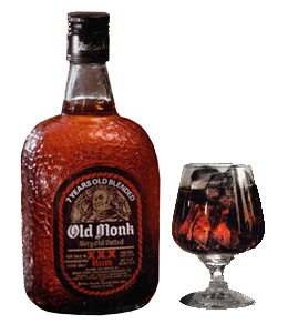 Old Monk Whisky