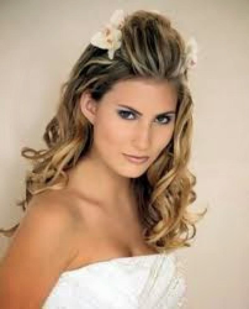 long wedding hairstyles Inspired Long Wedding  2011 Fashionable Hairs