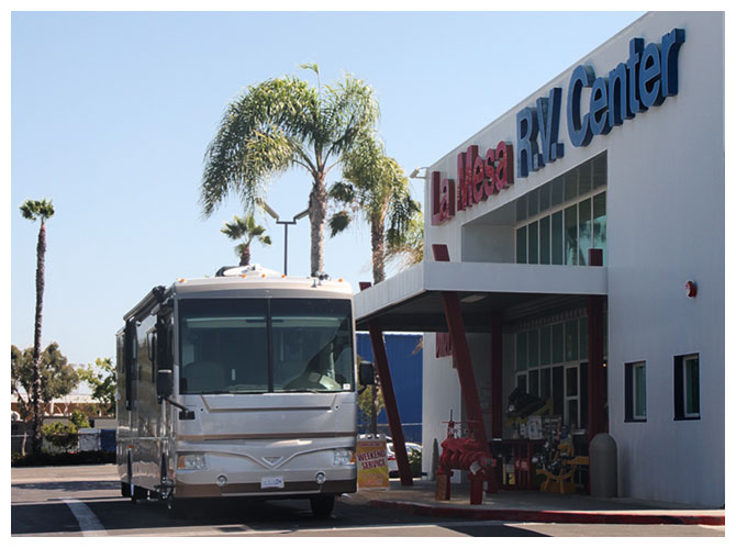 La Mesa RV maintenance