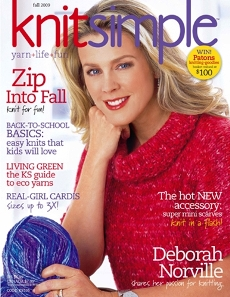 Revista Knit Simple 2009 Fall