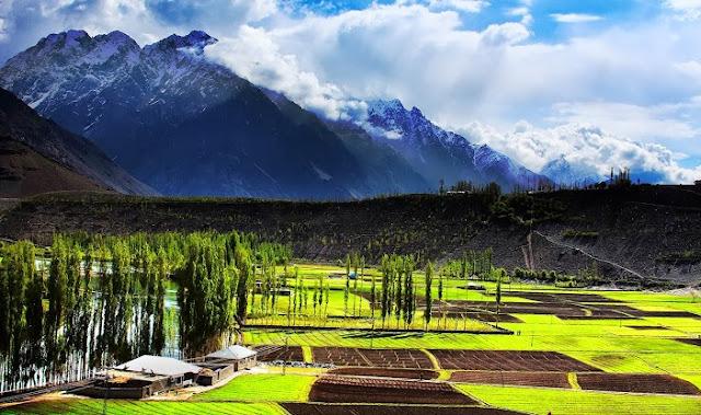 Ghizar valley Gilgit