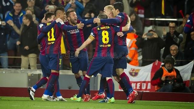 O Real perdoa, o Barcelona esmaga