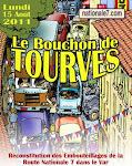 15 Août 2013 : Bouchon dans le Var !