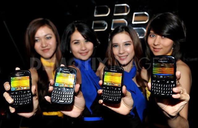 Harga Blackberry Curve Davis 9220