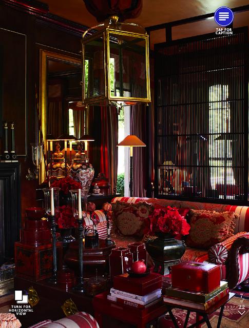 Splendid sass anouska hempel interior design for Interior design dark