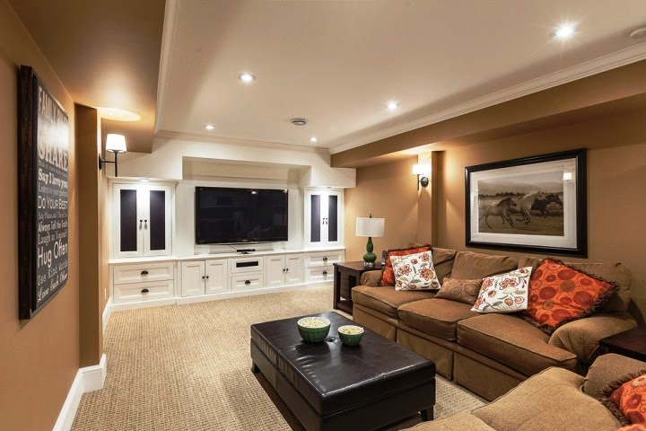 paint color for basement walls images