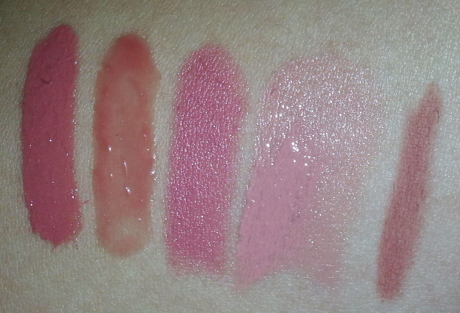 Sephora Favorites Give Me More Lip Kit-Nude Swatches