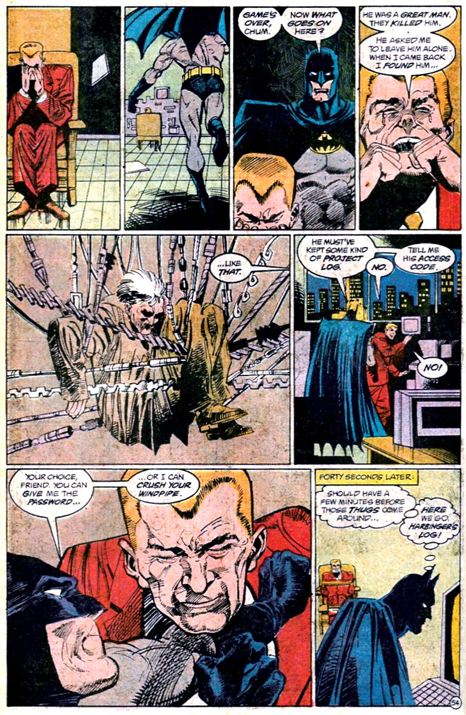 Detective Comics (1937) Issue #598 Page 55