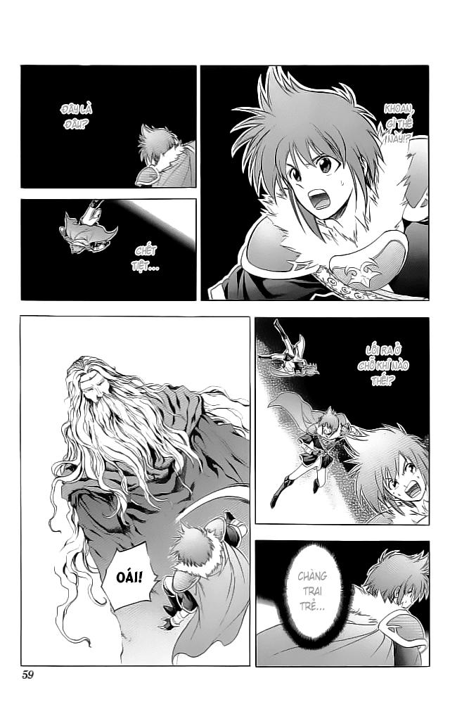 Fire Emblem-Hasha no Tsurugi chap 26 - Trang 14