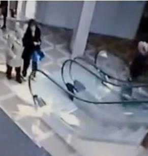 escaleras mecanicas fail