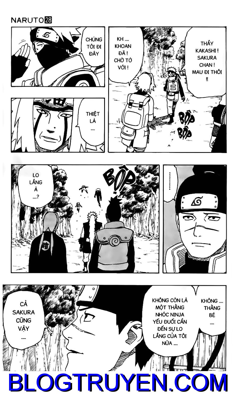 Naruto chap 251 Trang 16 - Mangak.info