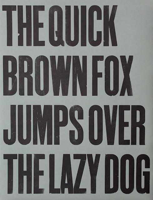 typografi når det er bedst fra Dybsort