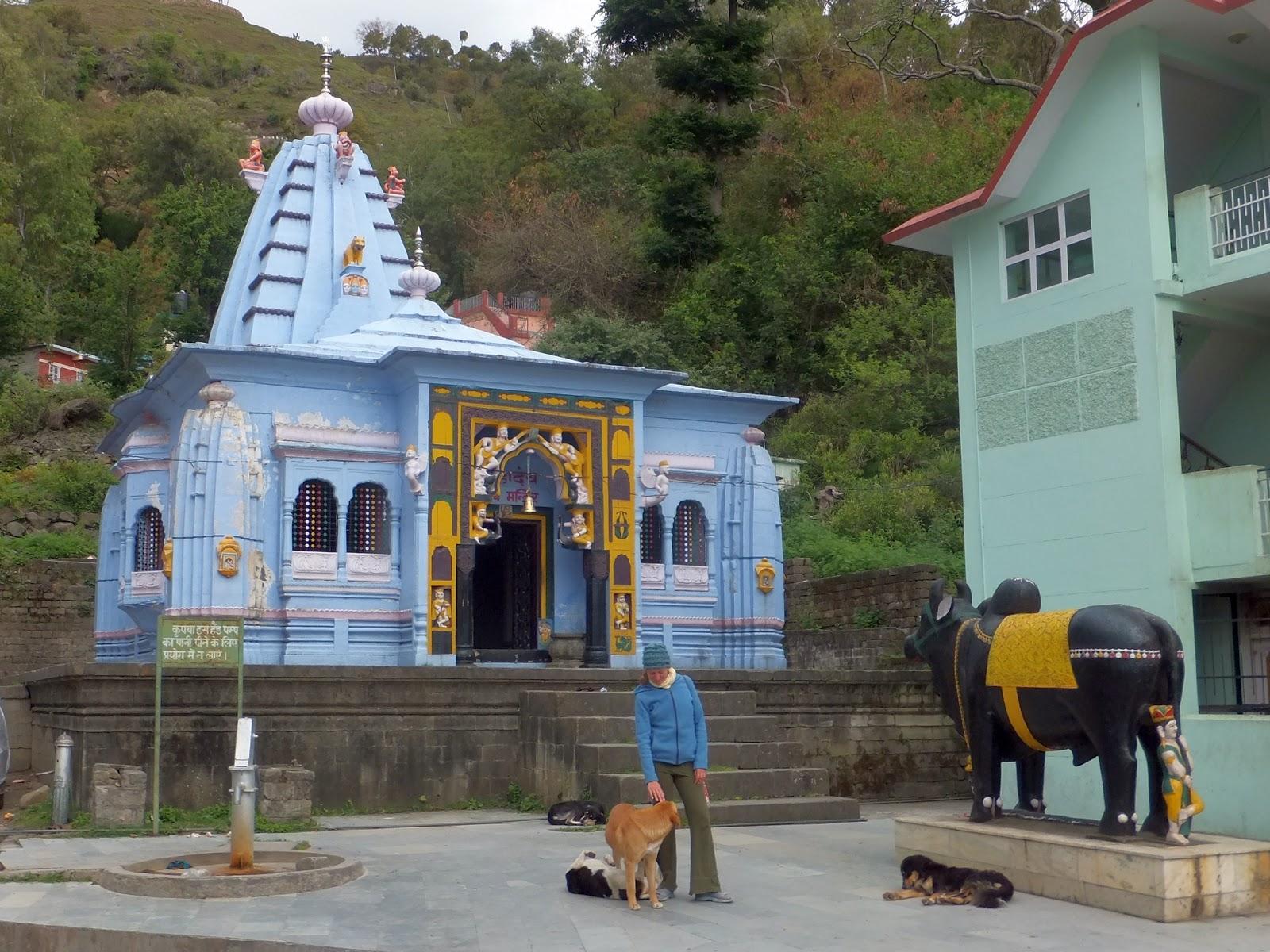 Ревалсар. Храм индуистов