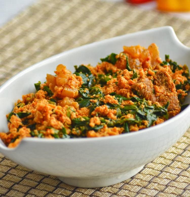 Efo Riro recipe
