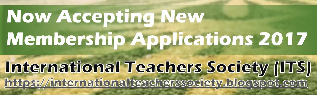 International Teachers' Society (ITS)