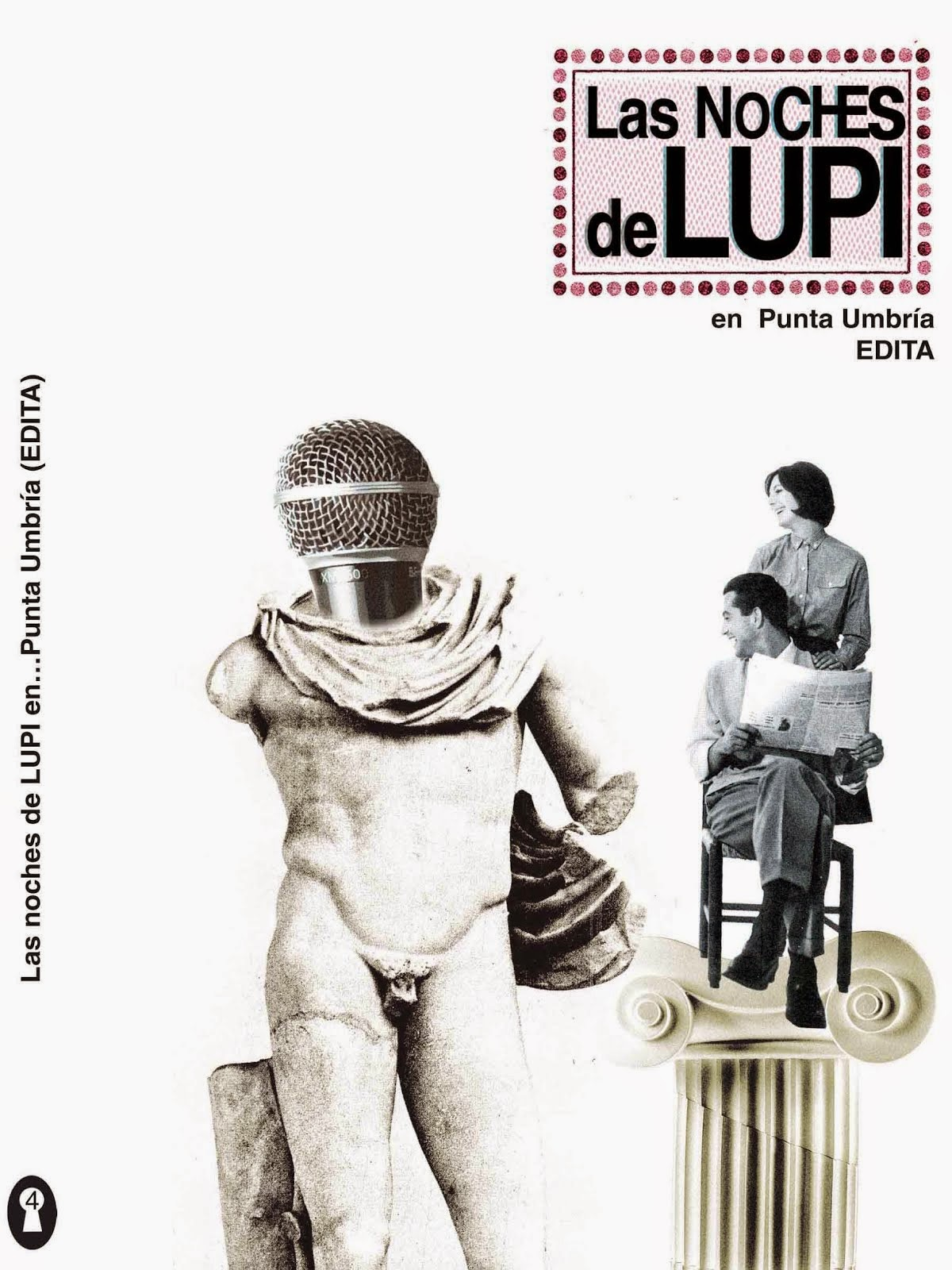 Las noches de Lupi en EDITA