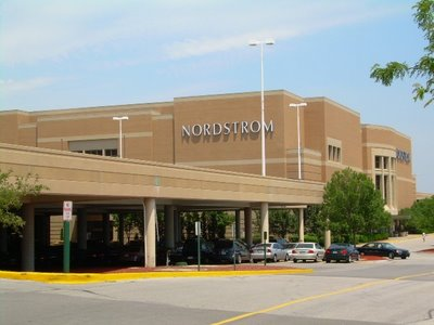 Yes, that is the Oak Park Mall Nordstrom in Kansas City.
