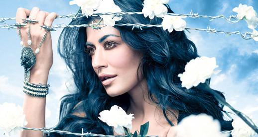 Chitrangda Singh notch magazine