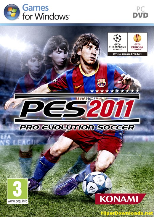 PES2011 | PRO EVOLUTION SOCCER - PC GAME